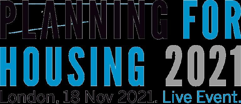 Planning for Housing 2021 logo